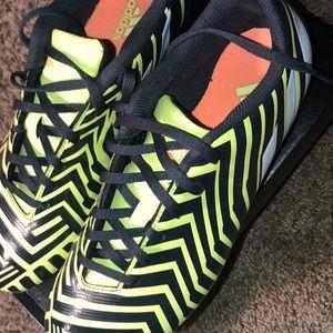 Adidas predictor Instinct FG soccer cleats